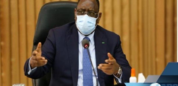 Sénégal : Macky Sall présente les grandes lignes de son mandat à la tête de l'UA