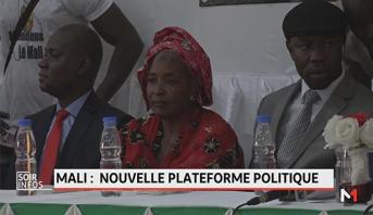 Mali: nouvelle plateforme politique
