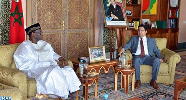 Bourita réitère la position claire du Maroc en faveur de l'unité et de la stabilité du Mali