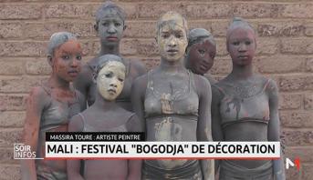"Mali: festival ""Bogodja"" de décoration"