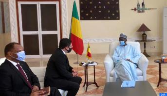 Visite de  Nasser Bourita à Bamako sur Très Hautes Instructions du Roi Mohammed VI