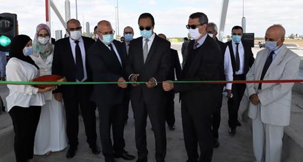 تدشين محطتي أداء من الجيل الجديد بالطريق السيار الدار البيضاء -برشيد