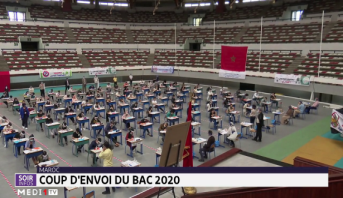 Bac 2020: retour sur la première journée d'examen
