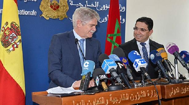 MAE espagnol: Le Maroc peut compter sur l'Espagne en tant que partenaire et ami au sein de l'UE