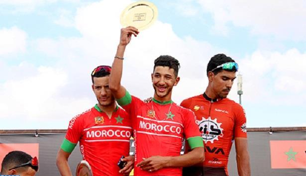 """الدراجون المغاربة يسيطرون على الدورة الأولى من """"مرحلة المغرب لطواف فرنسا للدراجات"""""""