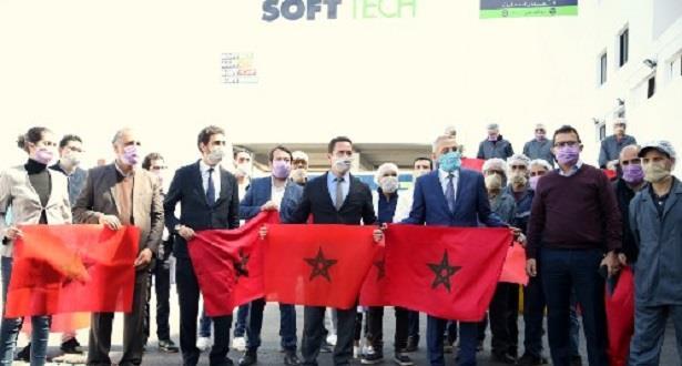 Coronavirus: le Maroc va produire 5 millions de masques de protection à partir de mardi