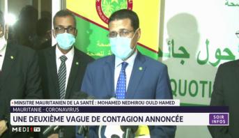 Mauritanie: une deuxième vague de contagion annoncée