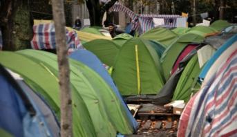 France: plus de 400 migrants évacués d'un campement à Paris
