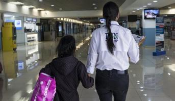 Les enfants renvoyés au Mexique et en Amérique centrale confrontés à la violence extrême et la pauvreté, selon l'UNICEF