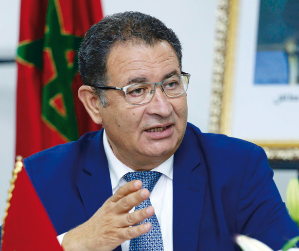 Afrique du Sud: le Marocain Mohamed Boudra élu président de CGLU-Monde