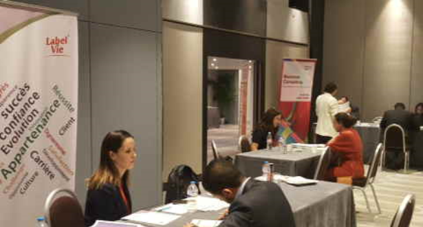 Grande affluence des compétences marocaines au Forum Careers in Morocco à Paris