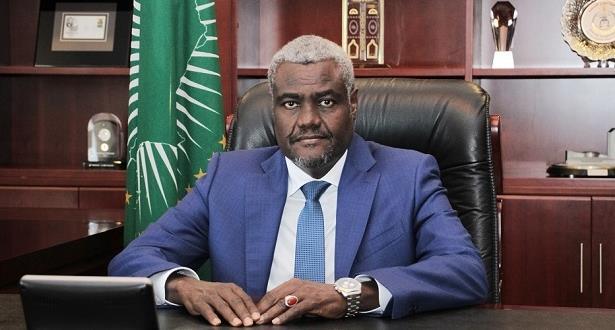 Moussa Faki Mahamat réélu pour un 2eme mandat à la tête de la Commission de l'UA