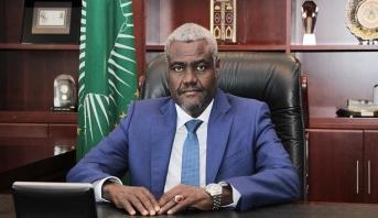 Sécurité sanitaire: la solidarité agissante du Roi envers les pays africains hautement saluée par le Président de la Commission de l'UA