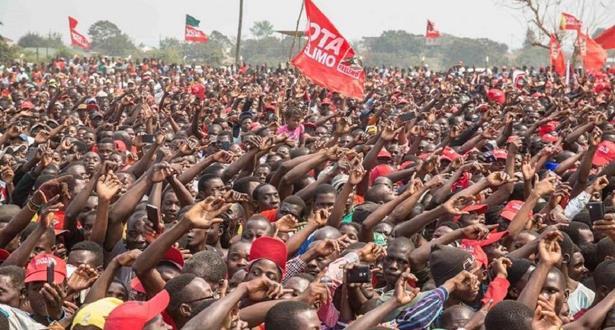 مقتل 10 أشخاص في الموزمبيق في تدافع خلال مهرجان انتخابي