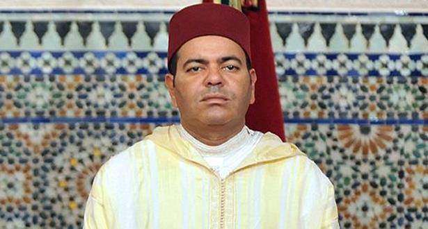 Le Prince Moulay Rachid reçoit le ministre koweïtien des Affaires étrangères, porteur d'un message au Roi
