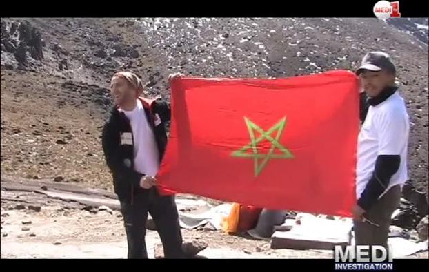 Medi Investigation > Kilimandjaro: Nacer et Abderrahim, rencontre au sommet