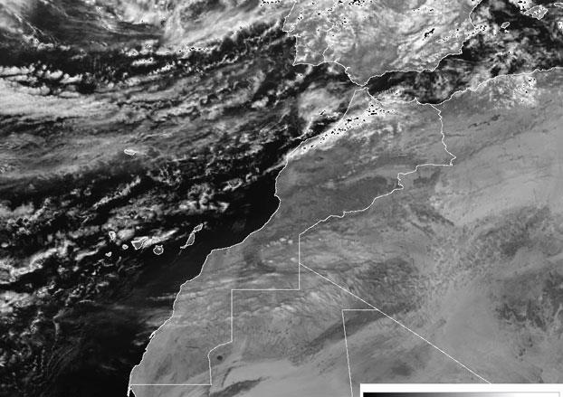 توقعات طقس الإثنين .. أجواء حارة ببعض المناطق وزخات رعدية بأخرى