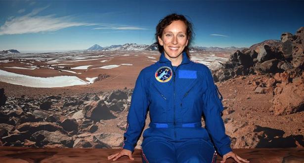 """مبادرة """"رائدة الفضاء"""" تسعى لارسال أول سيدة ألمانية إلى الفضاء"""