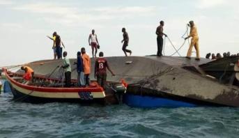 Naufrage en Tanzanie: le bilan s'alourdit à 207 morts