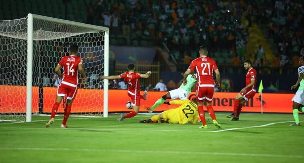 """""""نسور"""" نيجيريا تحلق عاليا وتضمن الميدالية البرونزية على حساب """"نسور قرطاج"""""""