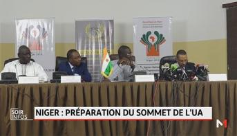 Niger: préparation du sommet de l'UA