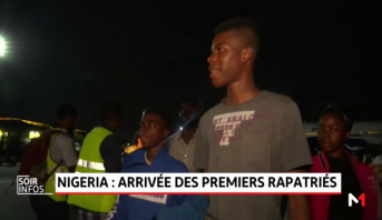 Xénophobie en Afrique du Sud : arrivée des premiers rapatriés nigérians