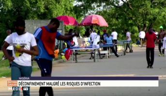 Nigeria: déconfinement malgré les risques d'infection