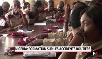 Une formation sur les accidents routiers organisée au Nigeria