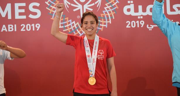 الألعاب العالمية للأولمبياد الخاص بأبو ظبي .. المغرب يفوز ب 16 ميدالية منها 4 ذهبيات