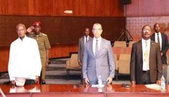 Ouganda : Abderrahim El Hafidi appelle à ouvrir de nouvelles voies de développement du secteur de l'eau