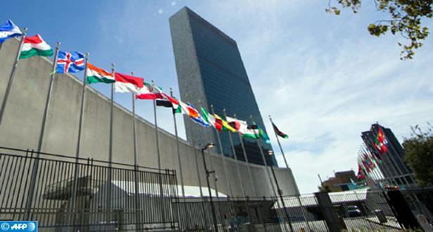 تكريس تاريخي لتمثيلية منتخبي الصحراء المغربية بالأمم المتحدة