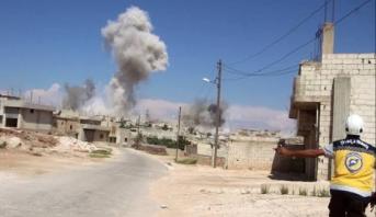 Syrie: 12 civils tués, dont sept enfants