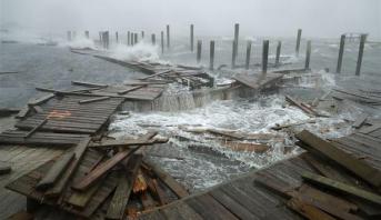 """ارتفاع حصيلة الإعصار """"فلورنس"""" إلى 31 قتيلا"""