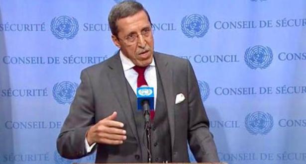 L'ambassadeur Hilale met à nu les violations des droits de l'Homme dans les camps de Tindouf