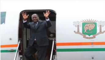 Alassane Ouattara attendu au Japon et en Russie pour des visites de travail
