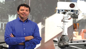 Un Marocain récompensé par la NASA