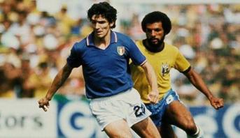 الكرة الإيطالية تفقد أحد أساطيرها .. وفاة باولو روسي هداف مونديال 1982