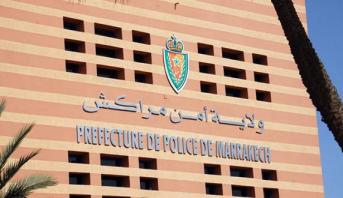 أمن مراكش يوقف عصابة سرقة المحلات التجارية والمؤسسات التعليمية