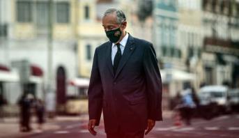 إصابة الرئيس البرتغالي بفيروس كورونا المستجد