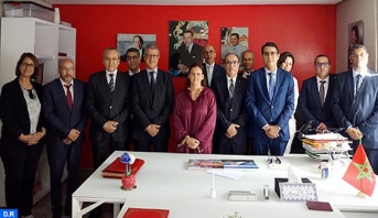 الأميرة للا زينب تترأس حفل توقيع اتفاقية شراكة بين المكتب الوطني للسكك الحديدية والعصبة المغربية لحماية الطفولة