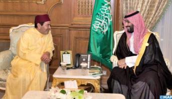 Le Prince Moulay Rachid rencontre le Prince héritier d'Arabie saoudite en marge du Sommet de l'OCI