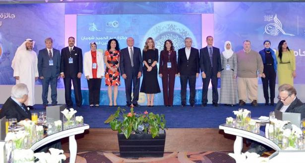 """الباحث المغربي محمد الداوودي يفوز بجائزة """"شومان للباحثين العرب 2019"""" في مجال العلوم الهندسية"""