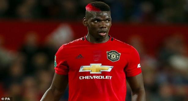 Angleterre: Manchester United espère compter sur Pogba en cas de reprise