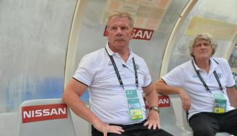 Foot: sélectionneur de la Guinée durant la CAN 2019, Paul Put radié à vie