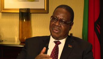 Présidentielle au Malawi: le sortant Peter Mutharika en tête