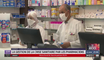 Coronavirus au Maroc: la gestion de la crise sanitaire par les pharmaciens