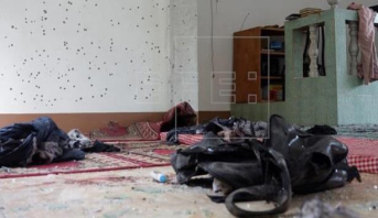 مقتل شخصين وإصابة أربعة في تفجير قنبلة يدوية داخل مسجد بالفلبين