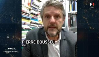 """""""Israël et l'influence iranienne en Syrie"""": 1 Minute pour comprendre avec Pierre Boussel"""