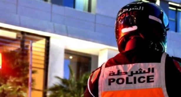 Un policier traîné sur plusieurs mètres par un tripoteur à Salé: le conducteur et son compagnon recherchés