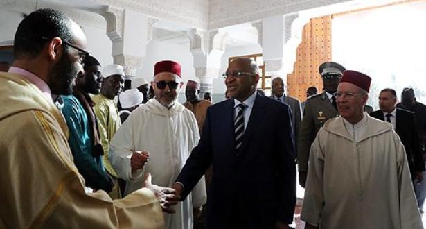الوزير الأول المالي ينوه بالشراكة التي تربط بلاده بالمغرب في مجال تكوين الأئمة